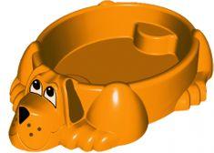 a0d8e3d17 Luxusné plastové pieskoviská oranžová | MALL.SK