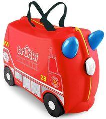 ab779adbbb313 Trunki Kufrík + odrážadlo hasičské auto Frankie