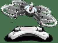 DRONE N BASE 2.0 - Herný smart dron, biely