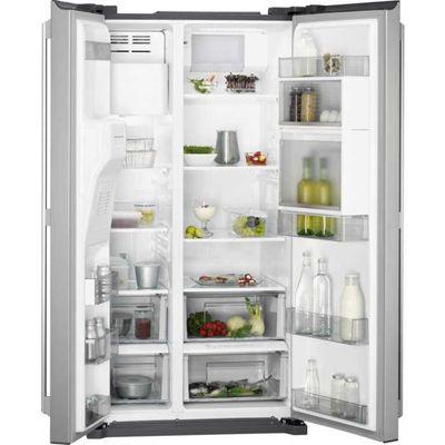 Volně stojící kombinovaná chladnička AEG RMB66111NX