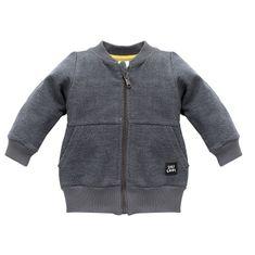 c0abb747a Detské značkové mikiny tmavo sivá | MALL.SK