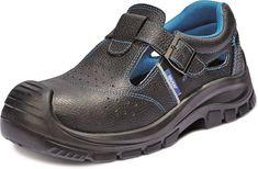 8eed7c5030c5 Raven Bezpečnostné sandále XT S1 čierna 36