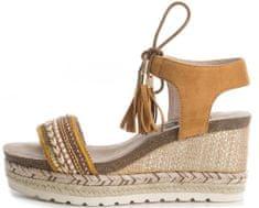 3bd985fe6390a Luxusné dámska značková obuv oranžová | MALL.SK