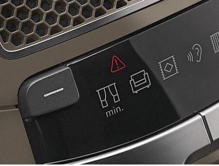 Miele Complete C3 Electro Ecoline tepelná ochrana