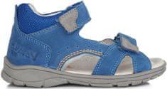 6ab5eaac77e1 Ponte 20 chlapčenské kožené sandále