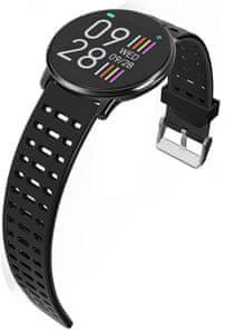 Inteligentné hodinky Umidigi Uwatch Šport, atraktívny dizajn, odolné proti poškriabaniu, nastaviteľný vzhľad ciferníku