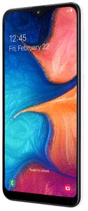 Samsung Galaxy A20e, veľký displej, duálny fotoaparát, NFC, LTE, čítačka odtlačkov prstov, 8jadrový procesor.