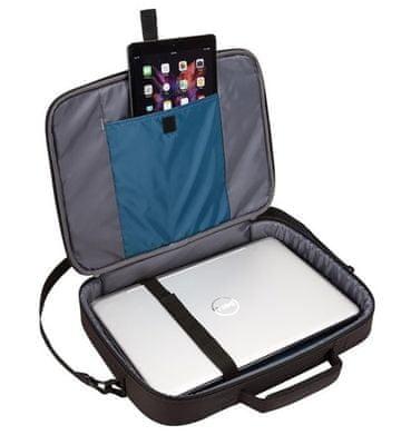 Taška Case Logic Advantage na notebook 17,3 palcov tablet manager organizér elegancia vrecko na tablet zipsové vrecko