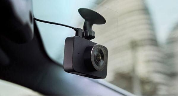 Xiaomi Mi Dash Cam 1S, Full HD, mikrofón, reproduktor, časová slučka
