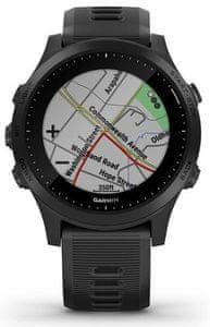 Chytré hodinky Garmin Forerunner 945 Optic, detekcia nehody, mapa, GPS, prehrávač hudby, bezkontaktné platby