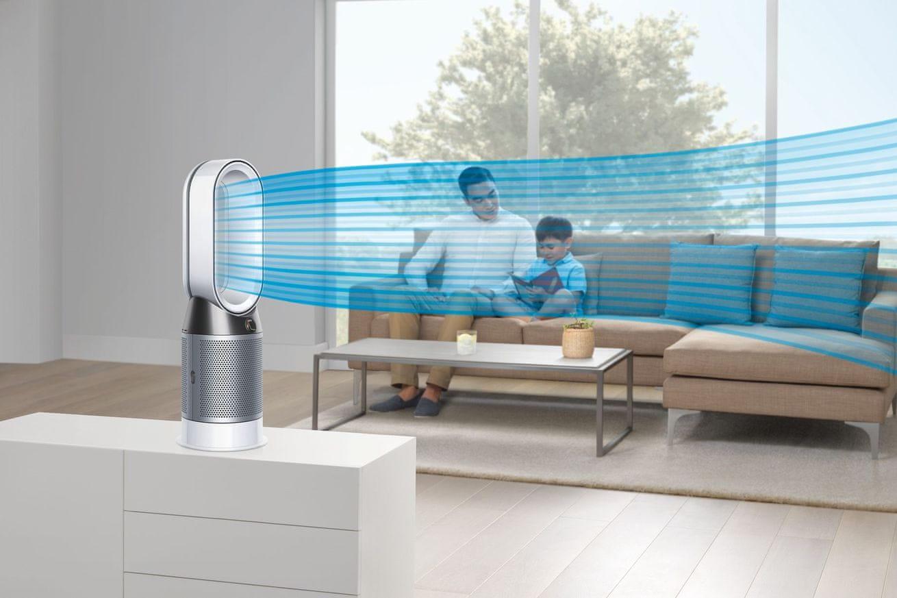 Dyson Pure Hot + Cool (HP04) 360° sklenený filter