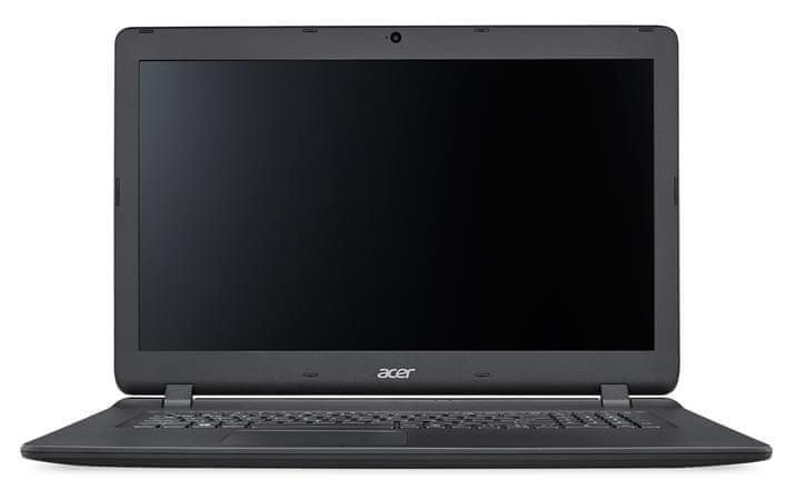 Notebook Acer Aspire ES 17 displej intel Celeron HD Graphics 500 multimédiá