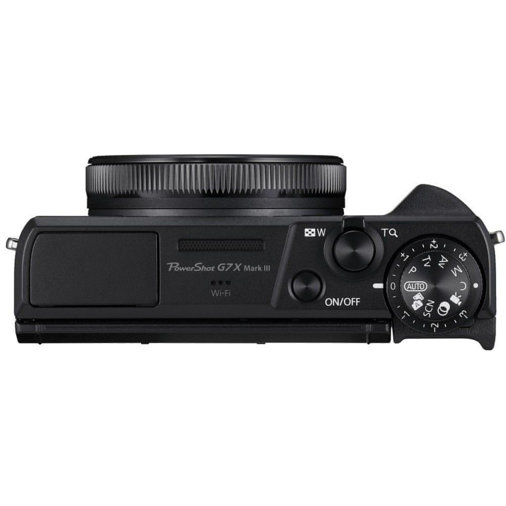 Canon PowerShot G7 X Mark III 20,1 Mpx CMOS