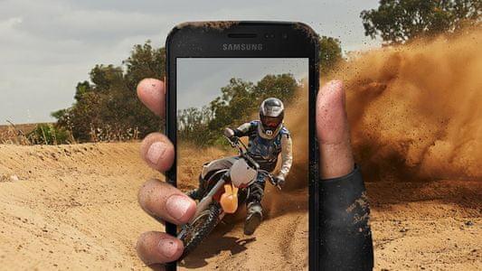 Samsung Galaxy Xcover 4s, IP68, MIL-STD-810G, vodeodolný, odolný proti prachu, nárazuvzdorný