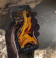 Samsung Galaxy Xcover 4s, ovládanie v rukaviciach, pohodlné ovládanie, komfortné