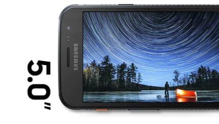 Samsung Galaxy Xcover 4s, veľký displej