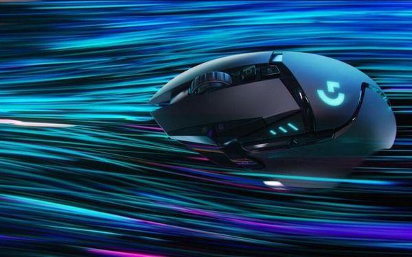 Herná myš Logitech G502 Lightspeed programovateľné tlačidlá systém zdvihu
