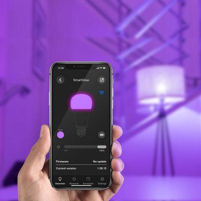 Vocolinc Smart žiarovka L3 ColorLight, ovládanie na diaľku, aplikáciou, telefónom, hlasom, chytrá domácnosť