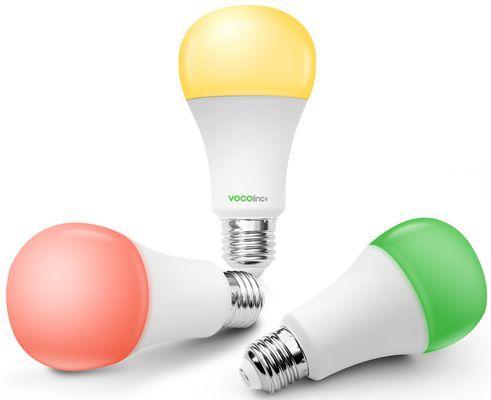 Chytrá LED žiarovka Vocolinc Smart žiarovka L3 ColorLight, bez modrého svetla, nastaviteľná farba, nastaviteľná teplota svetla