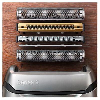 Braun Series 9 9390cc výkyvná hlava