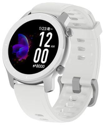 Inteligentné hodinky Xiaomi Amazfit GTR 42 mm, dámske, farebný AMOLED displej, dlhá výdrž, multisport, GPS, Glonass, tepová frekvencia, srdcová zóna, Gorilla Glass