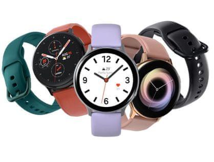 Samsung Galaxy Watch Active2, na šport, do spoločnosti