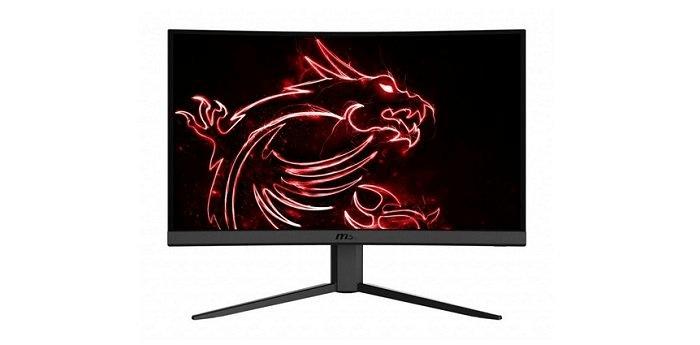 herný monitor MSI OPTIX G24C4 (OPTIX G24C4) uhlopriečka 23,6 palcov
