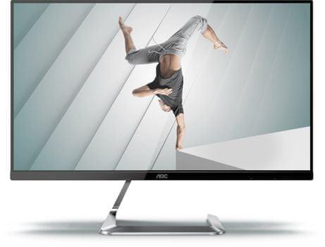 herný monitor AOC Q27T1 (Q27T1) 27 palcov freesync 5 ms
