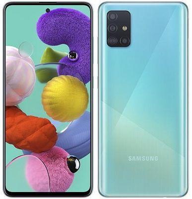 Samsung Galaxy A51, výkonný telefón, super AMOLED Infinity-O FHD+ displej, štvornásobný ultraširokouhlý fotoaparát, veľká výdrž, rýchle nabíjanie, vysoký výkon, Exynos 961