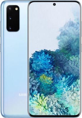 Samsung Galaxy S20, dynamic AMOLED displej 120 Hz, HDR10+, Exynos 990, trojitý ultraširokouhlý fotoaparát, teleobjektív, rýchle nabíjanie, rýchle bezdrôtové nabíjanie, reverzné dobíjanie, ultrasonická čítačka odtlačkov prstov v displeji