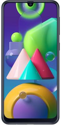 Samsung Galaxy M21, veľký displej, trojitý ultraširokouhlý fotoaparát, NFC, LTE, čítačka odtlačkov prstov, extrémna batéria, veľkokapacitný, dlhá výdrž, 8jadrový procesor.