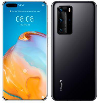 Huawei P40 Pro, veľký displej, štvornásobný fotoaparát s veľkým rozlíšením, ultraširokouhlý, makro objektív, veľká pamäť, umelá inteligencia, AI, vysoký výkon, superrýchle nabíjanie, dlhá výdrž batérie, veľkokapacitná batéria.