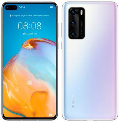 Huawei P40, veľký displej, trojitý fotoaparát s veľkým rozlíšením, ultraširokouhlý, makro objektív, veľká pamäť, umelá inteligencia, AI, vysoký výkon, super rýchle nabíjanie, dlhá výdrž batérie, veľkokapacitná batéria.