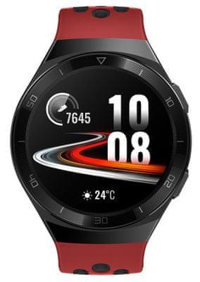 Inteligentné hodinky Huawei Watch GT 2e, sledovanie tepu, spánku, tréningový režim, dlhá výdrž, vodotesné, GPS, Glonass, dlhá výdrž, hudobný prehrávač, AMOLED displej