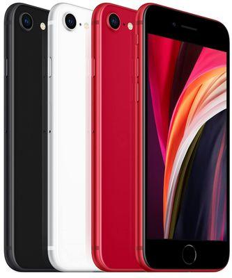 Apple iPhone SE, supervýkonný procesor, strojové učenie, A13 Bionic, kompaktný displej, širokouhlý fotoaparát, IP67, vodeodolný, čítačka odtlačkov prstov, lacný iPhone