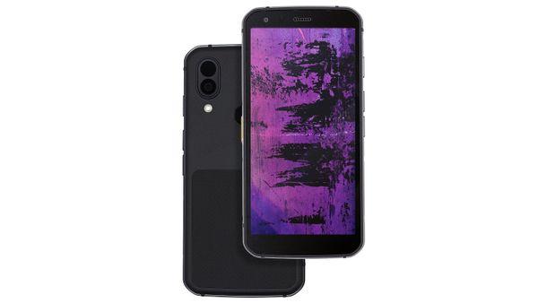 CAT S62 PRO, odolný telefón, vodeodolný, prachuvzdorný, odolný proti nárazu a pádu, NFC, veľký displej, elegantný, štíhly dizajn