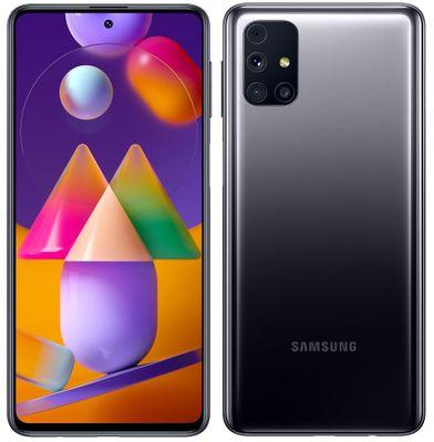 Samsung Galaxy M31, veľký displej, štvornásobný makro ultraširokouhlý fotoaparát, NFC, čítačka odtlačkov prstov, extrémna batérie, veľkokapacitná, dlhá výdrž, 8jadrový procesor.