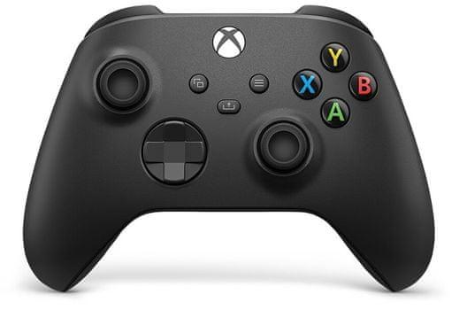 Microsoft Xbox Wireless Controller vibrace hybridní směrový ovladač