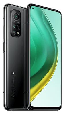 Xiaomi Mi 10T Pre Cosmic Black výkonný telefón vlajková loď zaoblený IPS displej 8K videá trojitý fotoaparát ultraširokouhlý vysoké rozlíšenie 144 Hz IPS displej