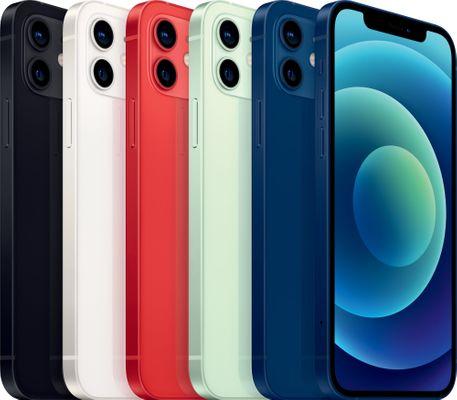 Apple iPhone 12 mini, supervýkonný procesor, strojové učenie, A14 Bionic, duálny ultraširokouhlý fotoaparát, IP68, vodeodolný, Face ID, čítačka tváre, Dolby Atmos
