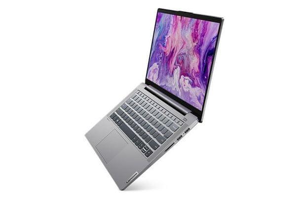 výkonný notebook lenovo IdeaPad 5 14ALC05 hdmi Bluetooth wifi  dlouhá výdrž na nabití moderní design displej výkonný rychlý přenosný lehký vysoká kvalita displeje skvělé rozlišení webová kamera numerická klávesnice